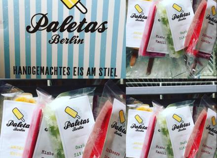 Verschiedene Eissorten von Berliner Eismanufaktur, vegan und äußerst lecker